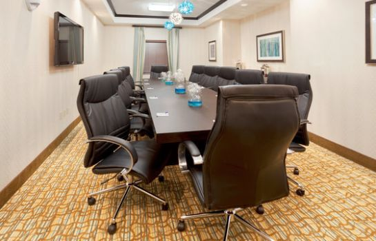 Conference room Holiday Inn Express & Suites HOUSTON NW BELTWAY 8-WEST ROAD
