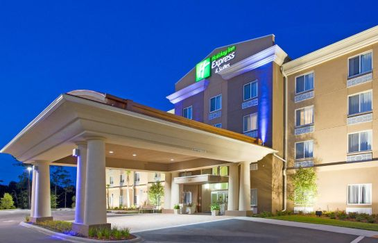 Außenansicht Holiday Inn Express & Suites SAINT AUGUSTINE NORTH