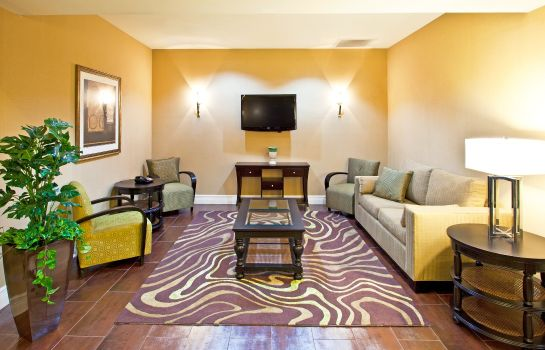 Hotelhalle Holiday Inn Express & Suites SAINT AUGUSTINE NORTH