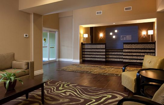 Hol hotelowy Holiday Inn Express & Suites SAINT AUGUSTINE NORTH