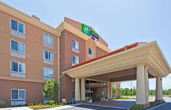 Info Holiday Inn Express & Suites SAINT AUGUSTINE NORTH