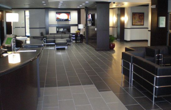 Hotelhalle Holiday Inn SAN ANTONIO N - STONE OAK AREA