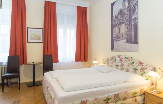 Single room (superior) Pension Lehrerhaus