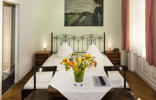 Double room (superior) Pension Lehrerhaus