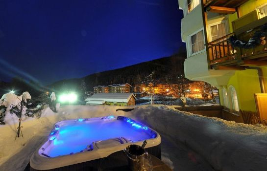 Whirlpool Hotel Chalet all'Imperatore