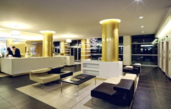 Hotelhalle IH Hotels Rome Z3