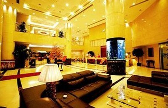 Lobby Shanghai Airlines Travel Hotel Pudong Airport Branch