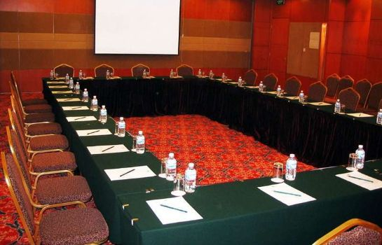 Conference room Shanghai Airlines Travel Hotel Pudong Airport Branch