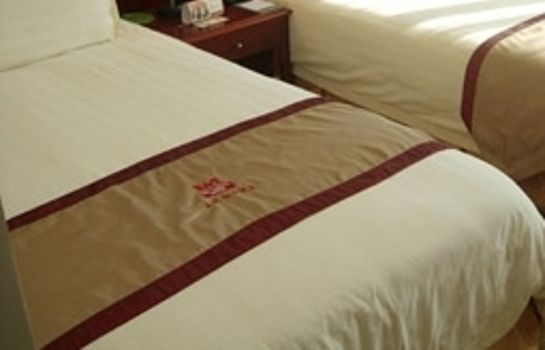 Standard room Shanghai Airlines Travel Hotel Pudong Airport Branch