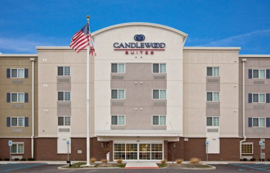 Außenansicht Candlewood Suites INDIANAPOLIS EAST