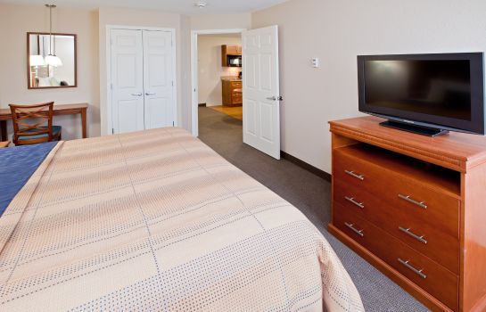 Zimmer Candlewood Suites INDIANAPOLIS EAST