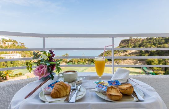 Breakfast buffet Bluesense Villajoyosa Resort