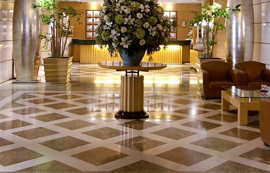 Lobby The Tango Hotel Taichung