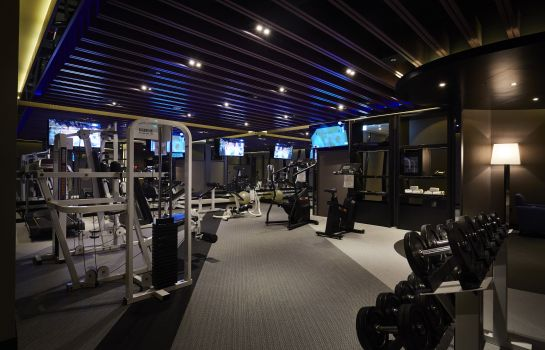 Sports facilities The Tango Hotel Taichung