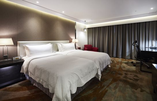 Double room (standard) The Tango Hotel Taichung