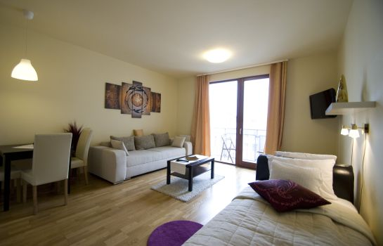 Chambre triple Trendy Apartments
