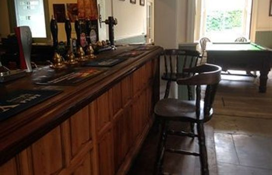 Hotel bar The Somerset Arms