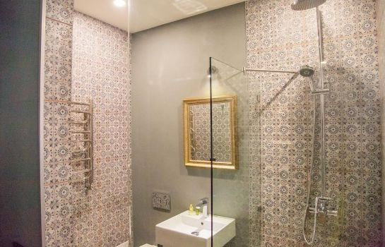 Bagno in camera Vintage Boutique Hotel