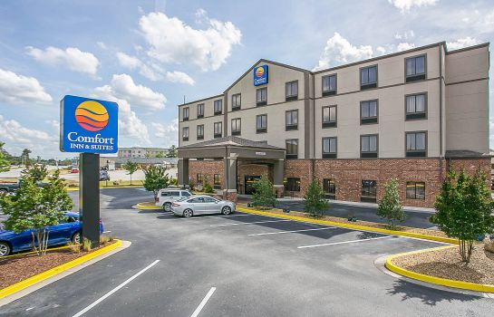 Außenansicht Comfort Inn and Suites Near Fort Gordon