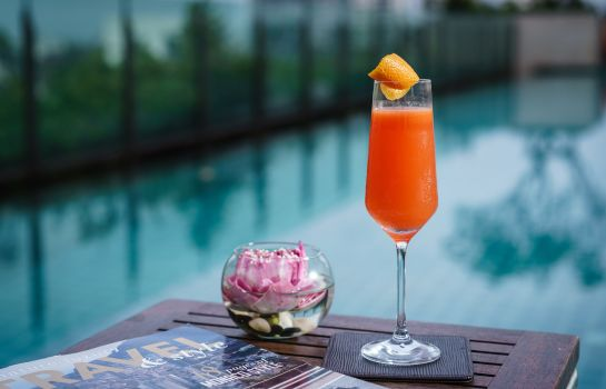 Hotel-Bar Akyra Thonglor Bangkok formerly Pan Pacific Serviced Suites