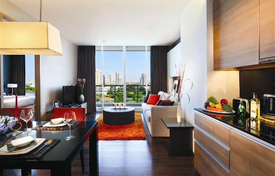 Suite Akyra Thonglor Bangkok formerly Pan Pacific Serviced Suites