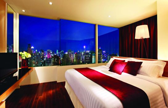 Chambre Akyra Thonglor Bangkok formerly Pan Pacific Serviced Suites