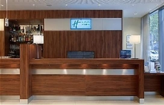 Empfang Holiday Inn Express HAMBURG-ST. PAULI MESSE