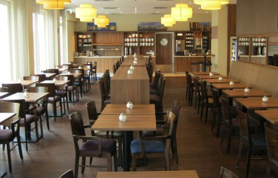 Restaurant Holiday Inn Express HAMBURG-ST. PAULI MESSE