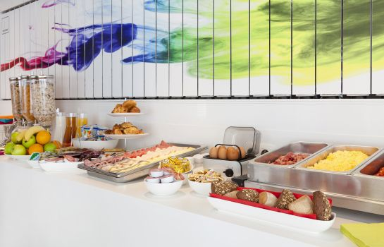 Ontbijtbuffet The Pantone