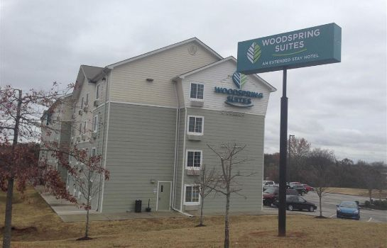 Exterior view WOODSPRING SUITES KNOXVILLE AI