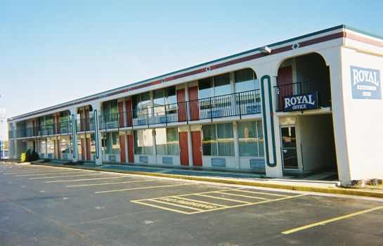 Exterior view ROYAL EXTENDED STAY ALCOA