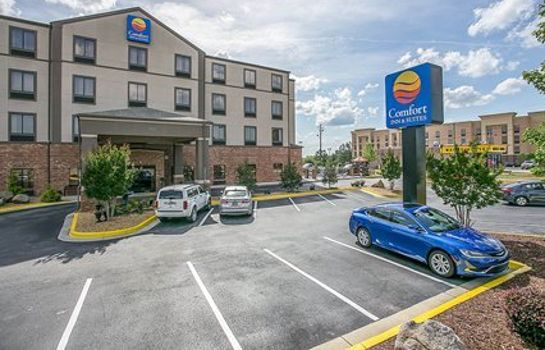Außenansicht Comfort Inn & Suites Near Fort Gordon