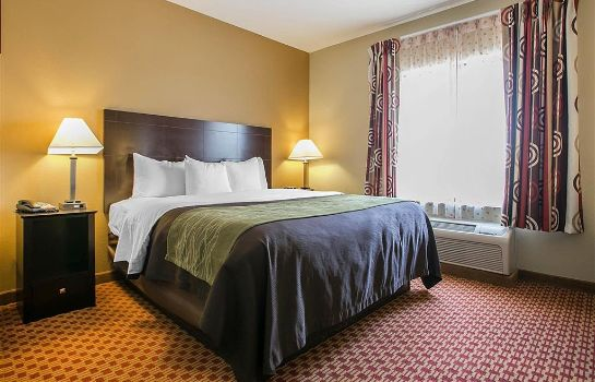 Suite Comfort Inn and Suites Near Fort Gordon