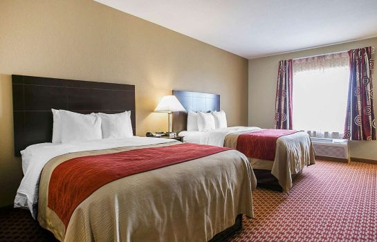 Zimmer Comfort Inn and Suites Near Fort Gordon