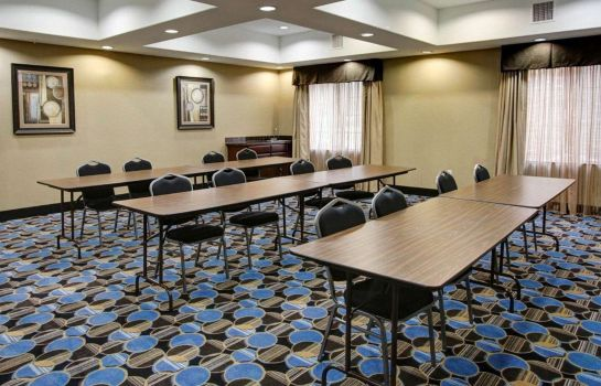 Conference room Comfort Suites Bastrop