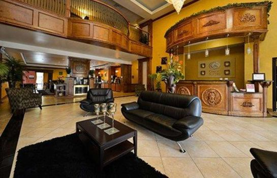 Lobby Comfort Suites Bay City