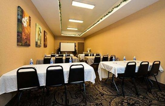 Conference room Comfort Suites Bay City