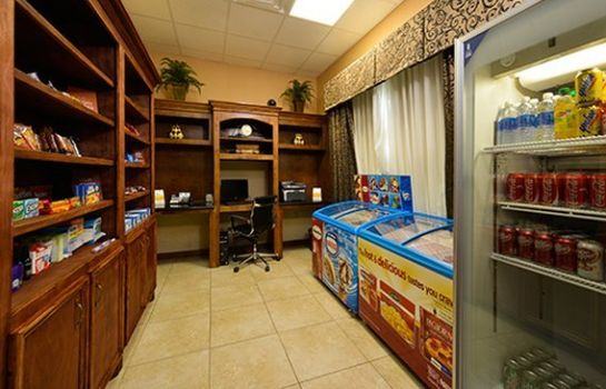 Informacja Comfort Suites Bay City