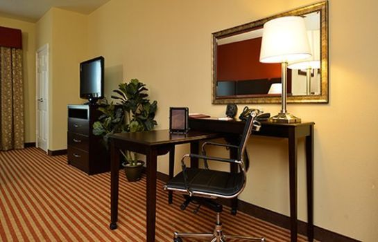 info Comfort Suites Bay City