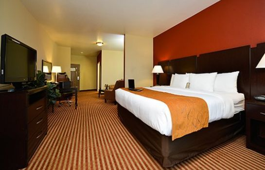 Chambre Comfort Suites Bay City