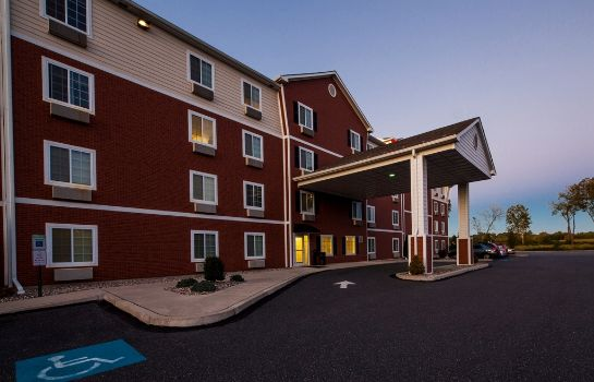 Vista esterna WOODSPRING SUITES ALLENTOWN BE