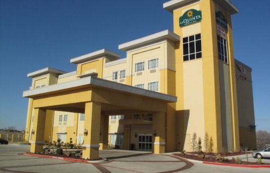 Vista esterna La Quinta Inn and Suites Big Spring