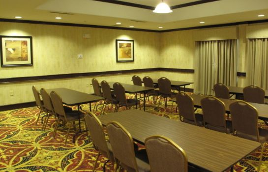 Conference room La Quinta Inn Ste Big Spring