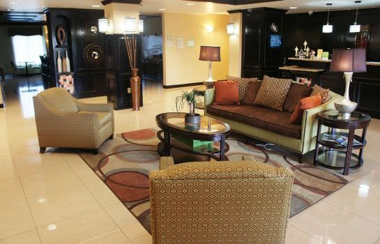 Hol hotelowy La Quinta Inn and Suites Little Rock - Bryant