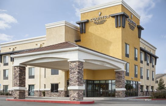 Buitenaanzicht Country Inn and Suites Dixon CA