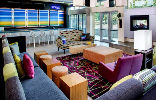 Hotel bar Aloft Chapel Hill