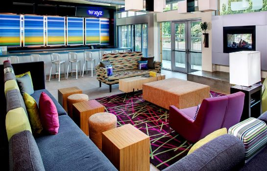 Hotel-Bar Aloft Chapel Hill