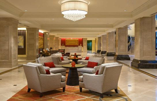 Hotelhal JW Marriott Chicago