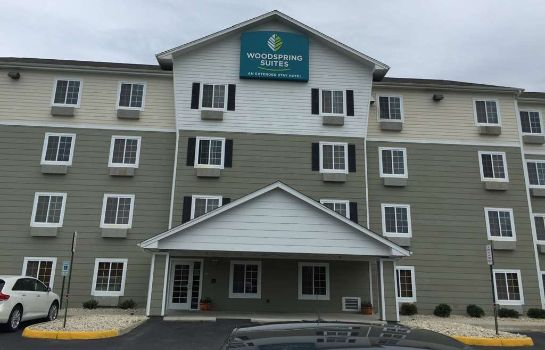 Buitenaanzicht WOODSPRING SUITES RICHMOND FOR