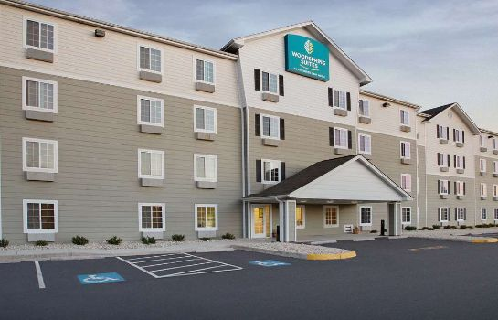Vista exterior WOODSPRING SUITES RICHMOND FOR